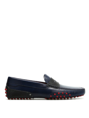 Tod'S: Loafers & Slippers - Ferrari Gommino loafers