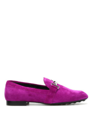 Tod'S: Loafers & Slippers - Gomma Zs Maxi Doppia T