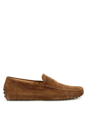 Tod'S: Loafers & Slippers - Gommini driver shoes