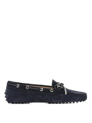 Tod'S: Loafers & Slippers - Gommino leather loafers