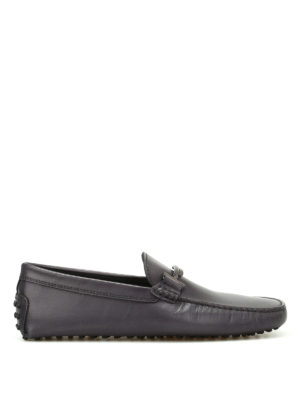 Tod'S: Loafers & Slippers - Gommino vintage leather loafers