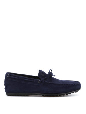 Tod'S: Loafers & Slippers - Laccetto City Gommino