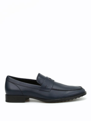 Tod'S: Loafers & Slippers - Leather loafers