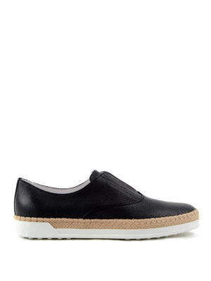 Tod'S: Loafers & Slippers - Leather slip-ons