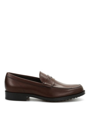 Tod'S: Loafers & Slippers - Mocassino Gomma Classico