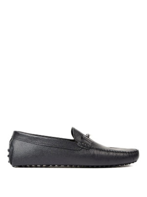 Tod'S: Loafers & Slippers - New Gommini leather loafers