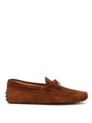 Tod'S: Loafers & Slippers - New Laccetto driving shoe