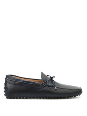 Tod'S: Loafers & Slippers - New Laccetto driving shoes