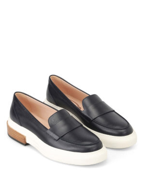 Tod'S: Loafers & Slippers online - 92B maxi rubber sole loafers