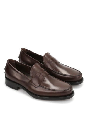 Tod'S: Loafers & Slippers online - Boston loafers
