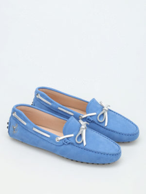 Tod'S: Loafers & Slippers online - Ferrari Gommino loafers