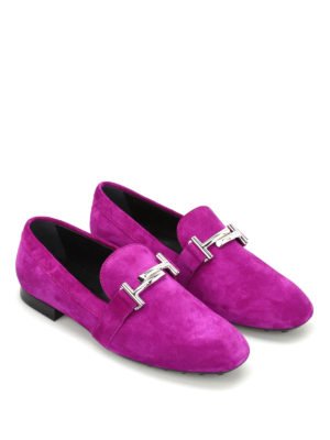 Tod'S: Loafers & Slippers online - Gomma Zs Maxi Doppia T