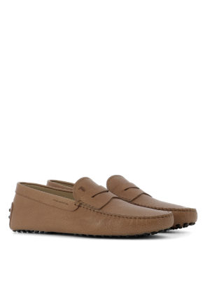 Tod'S: Loafers & Slippers online - Gommini driver shoes