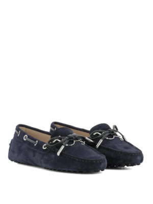 Tod'S: Loafers & Slippers online - Gommino leather loafers