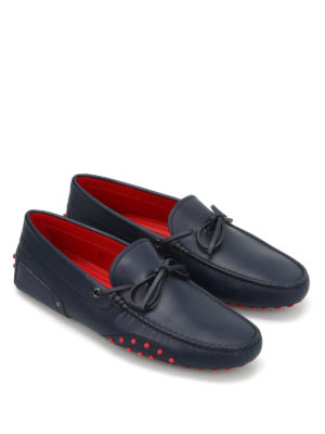 Tod'S: Loafers & Slippers online - Gommino Nuovo Laccetto loafers