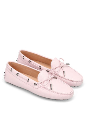 Tod'S: Loafers & Slippers online - Heaven Laccetto  saffiano loafers