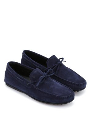 Tod'S: Loafers & Slippers online - Laccetto City Gommino