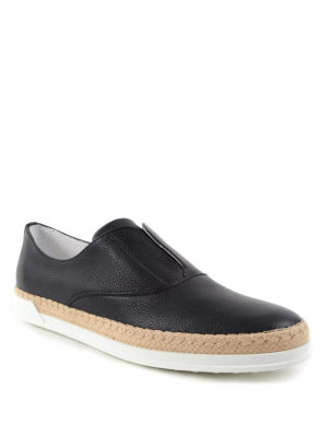 Tod'S: Loafers & Slippers online - Leather slip-ons