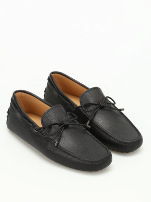 Tod'S: Loafers & Slippers online - New Gommini leather loafers