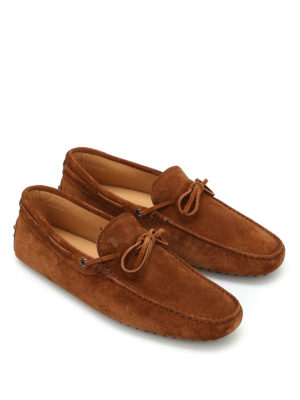 Tod'S: Loafers & Slippers online - New Laccetto driving shoe