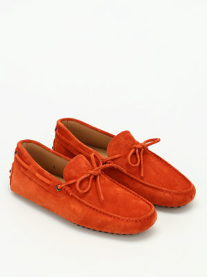 Tod'S: Loafers & Slippers online - New Laccetto driving shoes