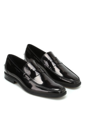 Tod'S: Loafers & Slippers online - Polished leather classic loafers
