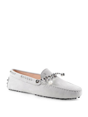 Tod'S: Loafers & Slippers online - Scooby doo lace detail loafers