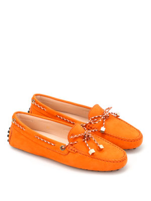 Tod'S: Loafers & Slippers online - Scooby doo nubuck loafers