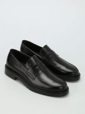 Tod'S: Loafers & Slippers online - Smooth leather classic loafers