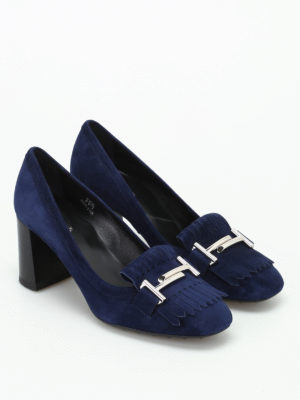 Tod'S: Loafers & Slippers online - T70 loafers-inspired court shoes
