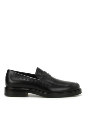 Tod'S: Loafers & Slippers - Smooth leather classic loafers