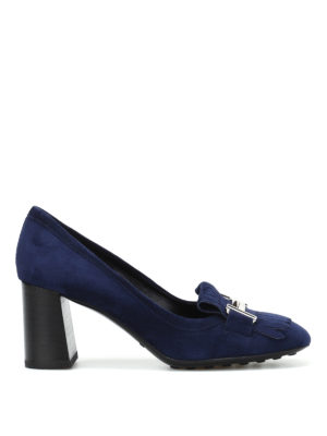 Tod'S: Loafers & Slippers - T70 loafers-inspired court shoes