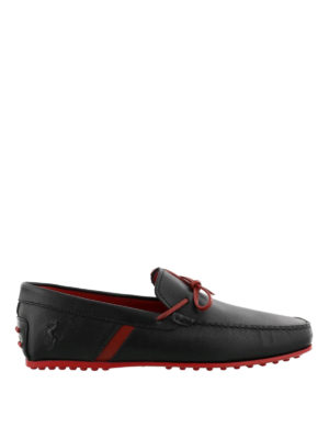 Tod'S: Loafers & Slippers - Tod's For Ferrari City loafers