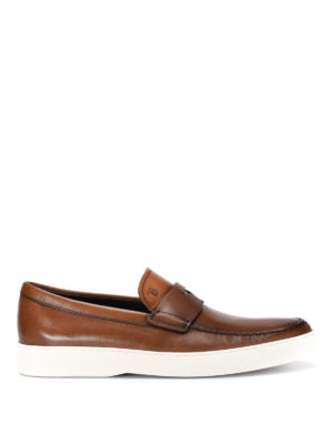 Tod'S: Loafers & Slippers - Vintage leather loafers