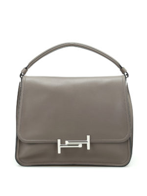 Tod'S: shoulder bags - Double T medium shoulder bag