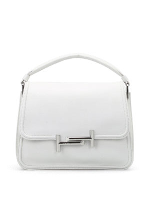 Tod'S: shoulder bags - Double T new small messenger bag