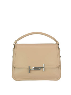 Tod'S: shoulder bags - Double T new small shoulder bag