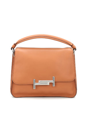Tod'S: shoulder bags - Double T shoulder bag