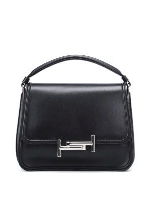 Tod'S: shoulder bags - Double T small messenger bag