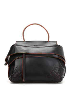 Tod'S: shoulder bags - Mini Wave shoulder bag