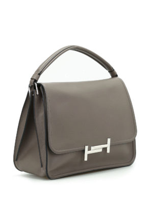 Tod'S: shoulder bags online - Double T medium shoulder bag