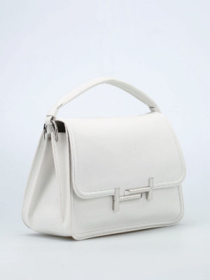 Tod'S: shoulder bags online - Double T new small messenger bag