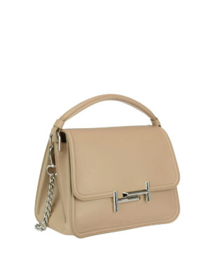 Tod'S: shoulder bags online - Double T new small shoulder bag