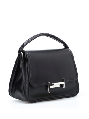Tod'S: shoulder bags online - Double T small messenger bag