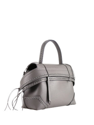 Tod'S: shoulder bags online - Small Wave bag with metal eyelets