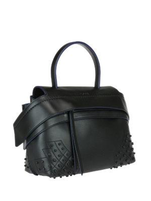 Tod'S: shoulder bags online - Wave leather mini bag