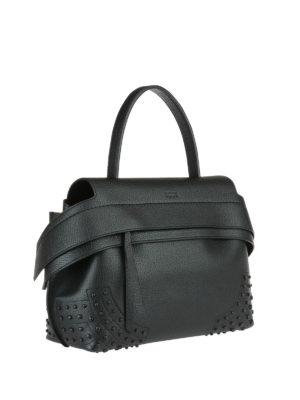 Tod'S: shoulder bags online - Wave leather small bag