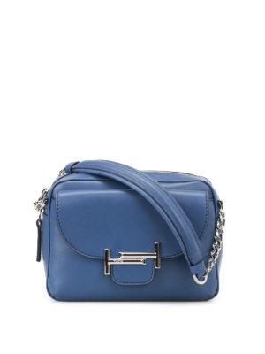 Tod'S: shoulder bags - Soft leather camera bag