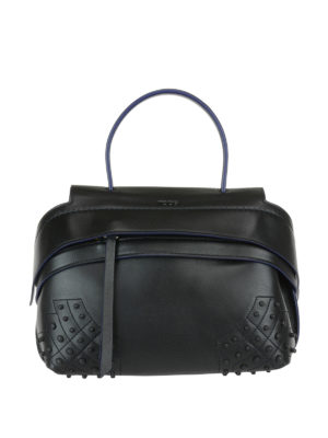Tod'S: shoulder bags - Wave leather mini bag