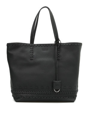 Tod'S: totes bags - Gipsy woven detailed tote